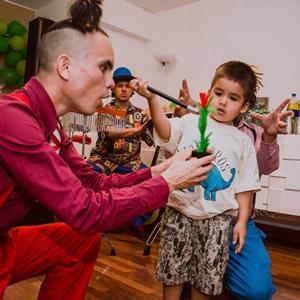 Show infantil online magia